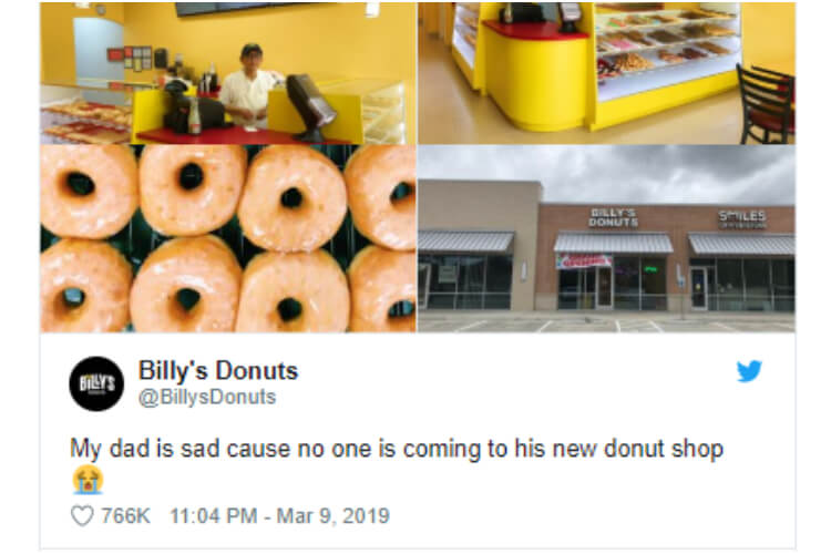 Son Saves Dad's Donut Shop