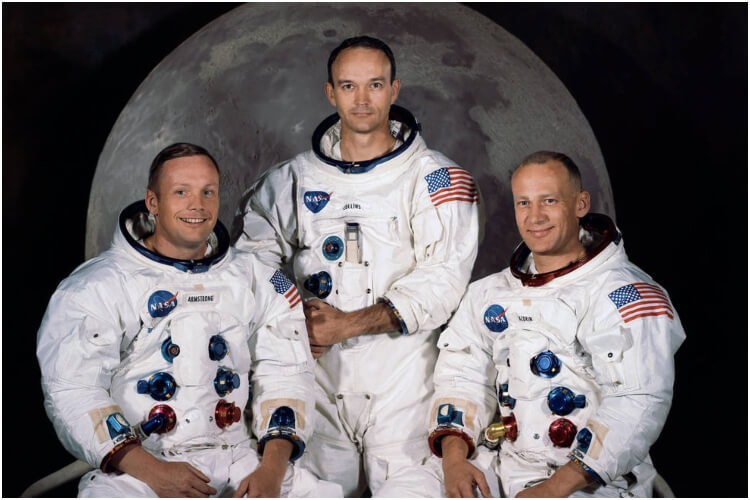 Moon Landing Astronauts Today