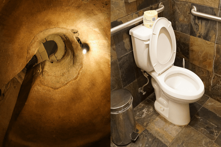 Man Finds Buried Antiques Under Toilet In Italy