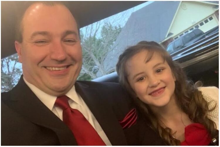 Police Officer Daddy Daughter Dance