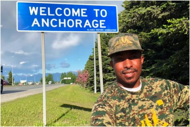 Man Mows Veterans Lawns In All 50 States