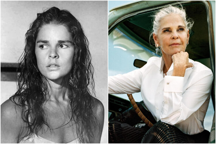 Leading Ladies Ali MacGraw