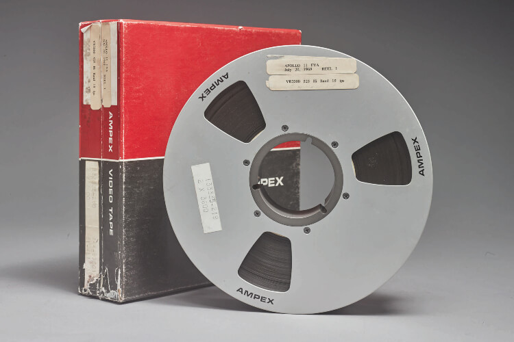 Apollo 11 Moon Landing Tapes