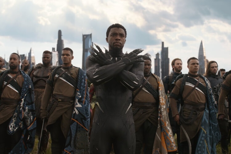 Moments from 2018 Black Panther