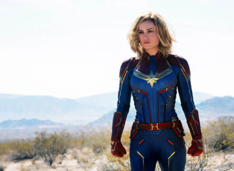 Most Anticipated Movies 2019 Captain Marvel