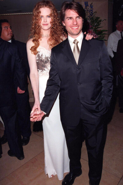 Celebrities Who Dated Costars Tom Cruise Nicole Kidman