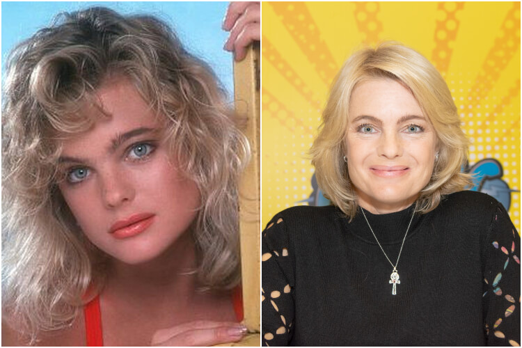 Leading Ladies Erika Eleniak