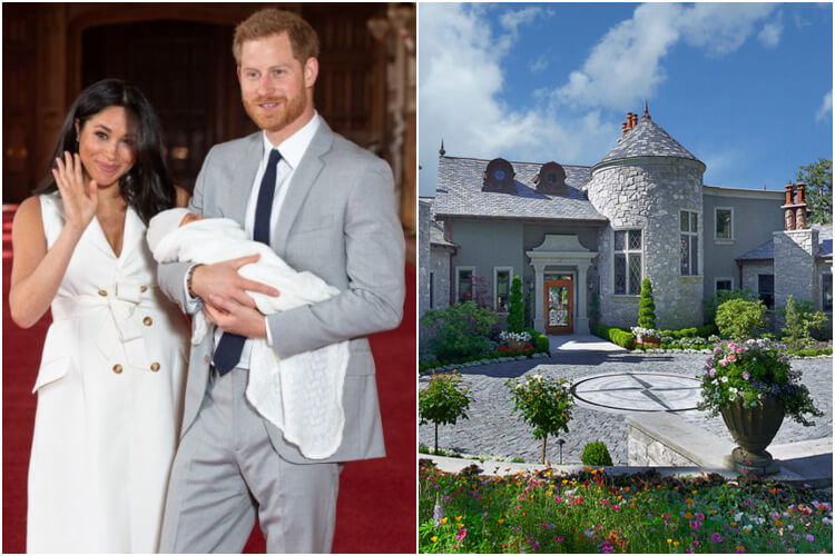 inside meghan markle and prince harry s new home hashtagchatter inside meghan markle and prince harry s
