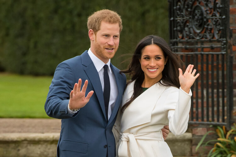 Prince Harry Meghan Markle Not Royal