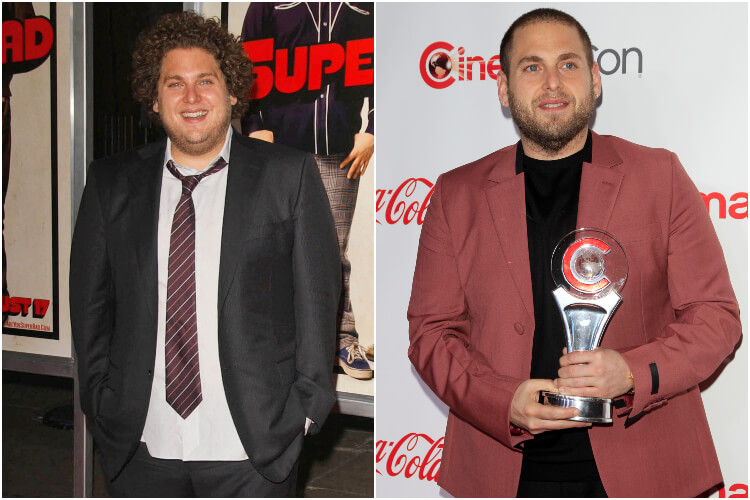 The Most Inspiring Celebrity Weight Loss Transformations - 0
