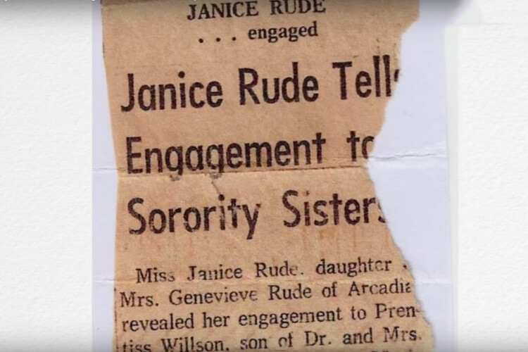 Engaged Mom's Wallet Prentiss Willson Janice Rude