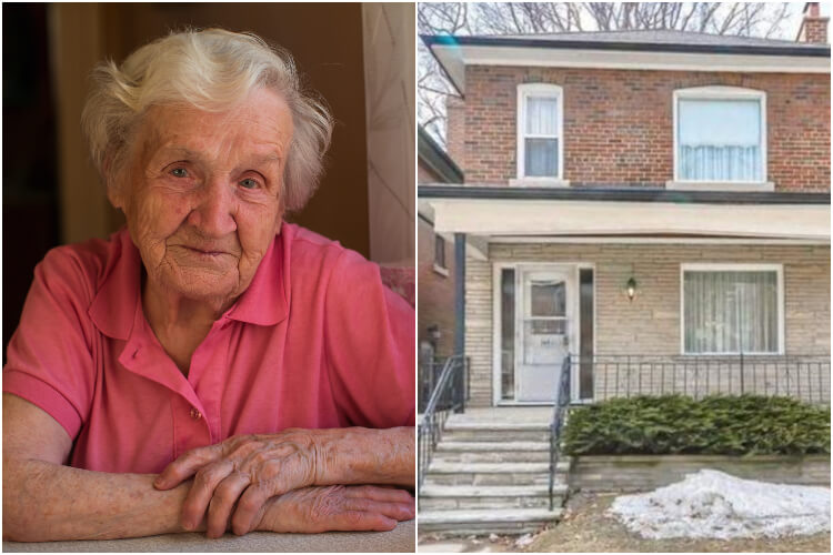 96-Year-Old Time Capsule Home Toronto