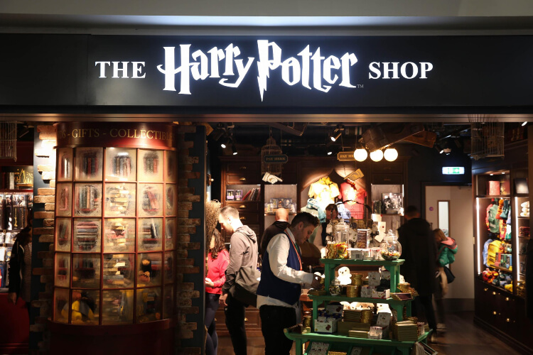 The Harry Potter Store