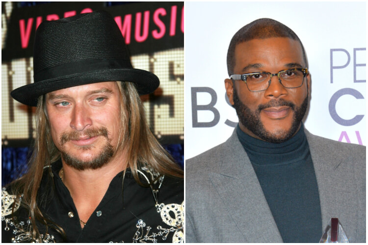 Tyler Perry Kid Rock Christmas