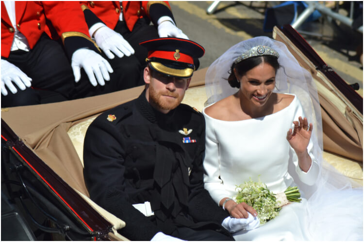 Moments From 2018 Royal Wedding