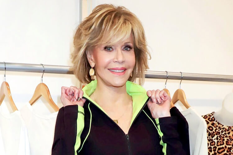 Jane Fonda Workout 2020 TikTok