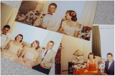 Prom Dates Marry After 64 Years