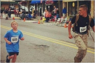 5K Marine Lost Boy