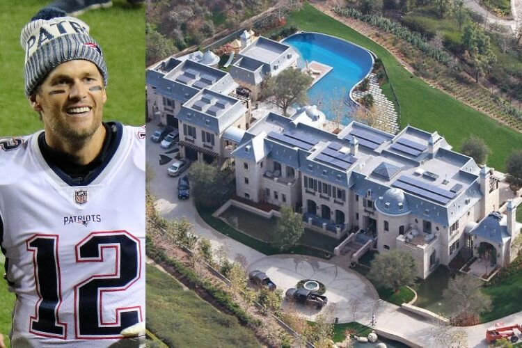 Sports Stars Mansions