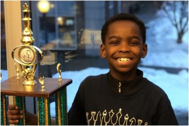8-Year-Old Homeless Boy Wins Chess Championship