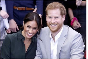 Harry and Meghan Stripped of Royal Titles