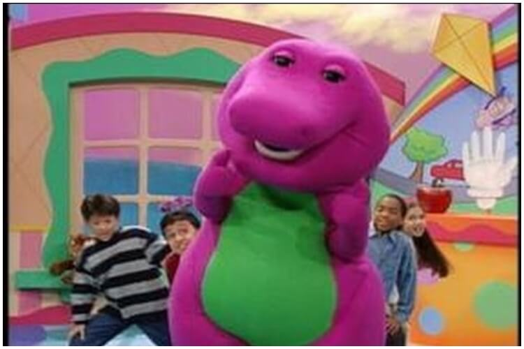 New Barney Movie Coming From Get Out Star | HashtagChatter