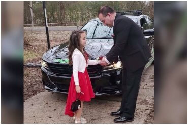 Police Officer Daddy-Daughter Dance