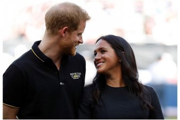 Prince Harry and Meghan Markle Update
