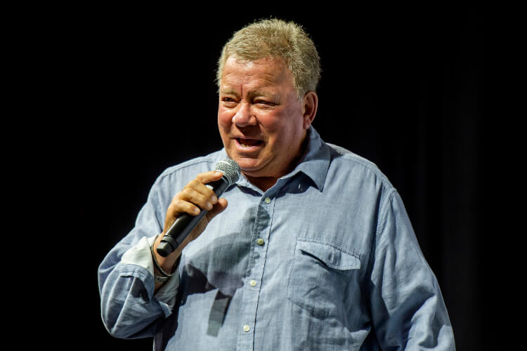 William Shatner Going To Space