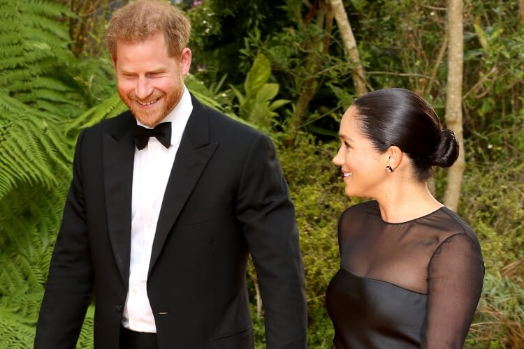 Meghan Markle and Prince Harry Daughter Lilibet