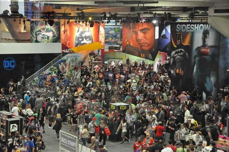 Comic Con at Home Highs and Lows