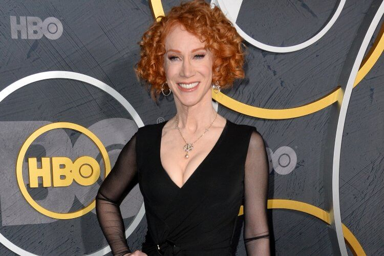 Comic Kathy Griffin Undergoing Lung Cancer Treatment - 0