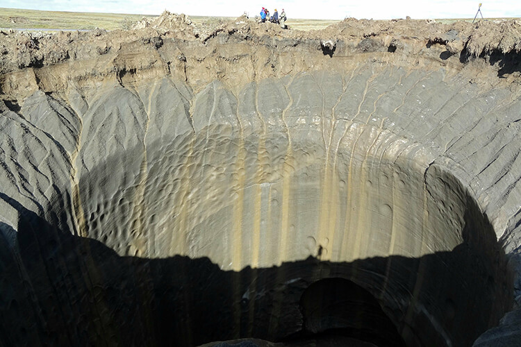 Russian Scientists Found This At The Bottom Of The Deepest Hole On Earth - 0