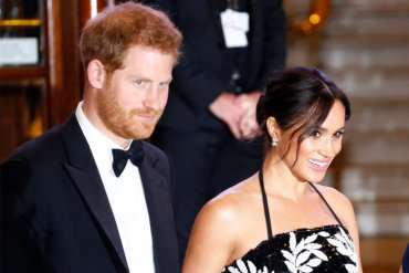 Prince Harry and Meghan Markle Netflix Deal