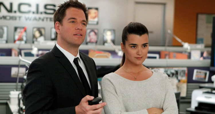 Unscripted Moments NCIS
