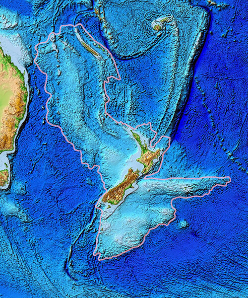 New Continent Found