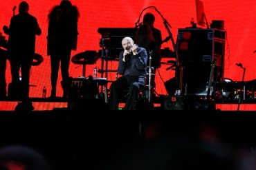 Phil Collins Medical Condition