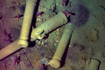 San Jose Shipwreck Found