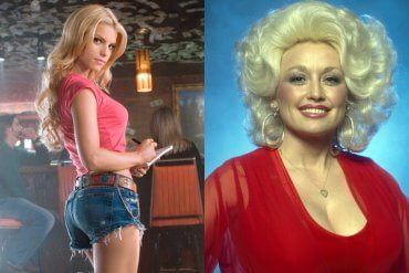 Celebrities Transformations Then and Now