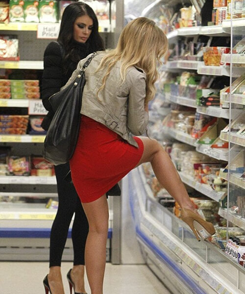 Walmart Shoppers That Will Make You Do A Double-Take - 0