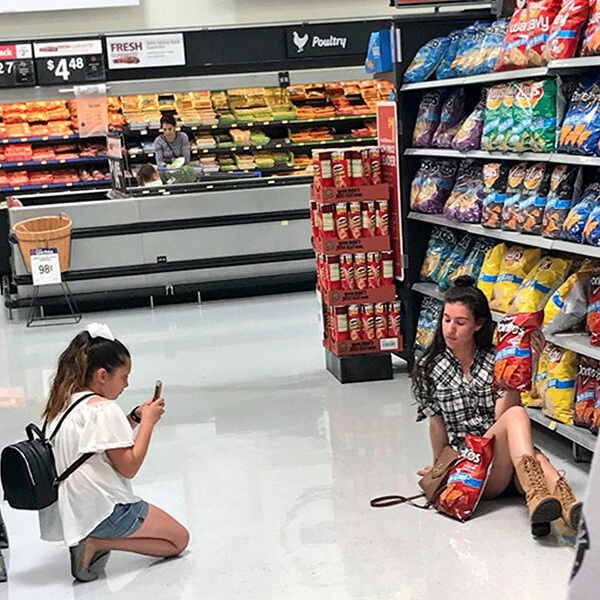 These Funny Walmart Shoppers That Will Make You Double-Take - 0