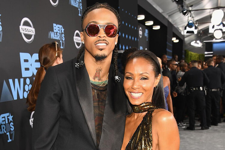 Jada Pinkett Smith August Alsina