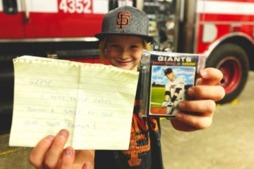 Reese Osterberg Buster Posey