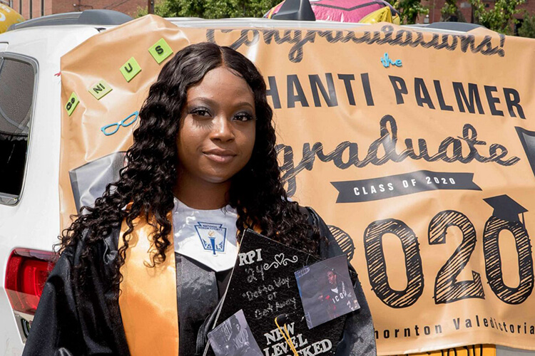 High School Valedictorian Never Missed A Day