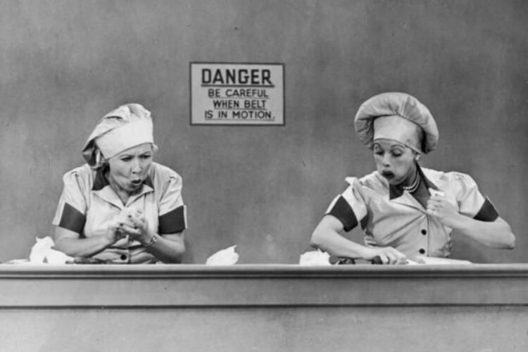 The Greatest I Love Lucy