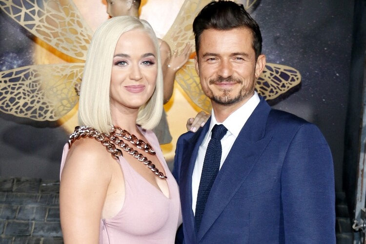Katy Perry and Orlando Bloom Daughter