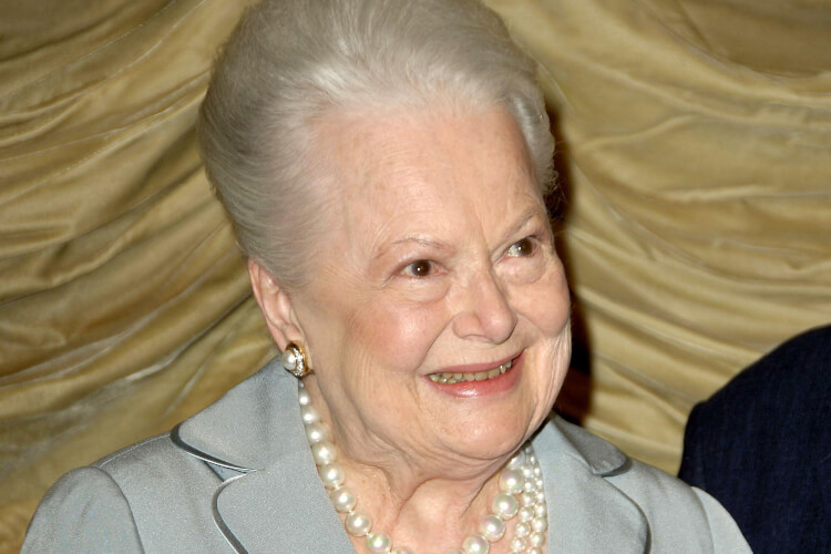 RIP Olivia De Havilland Rest In Peace