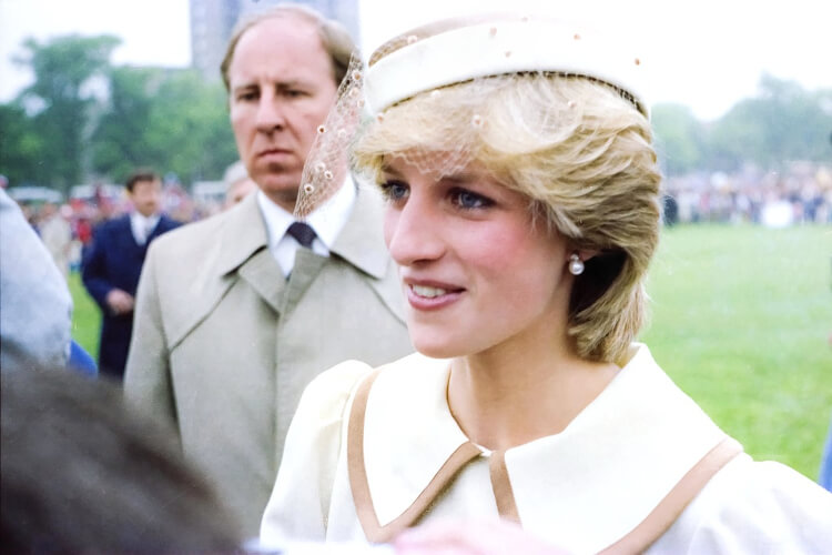 Princess Diana 60th Birthday Anniversary