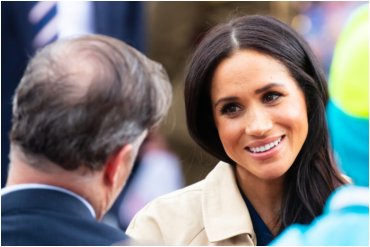 Meghan Markle Royal Baby Shower