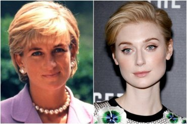 The Crown Princess Diana Actress